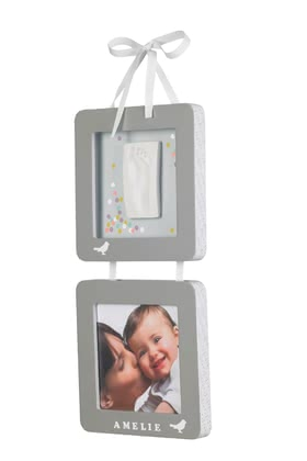 "Baby Art 寶寶相框 My little Bird - * Baby Art ""My little bird"" picture frame – Lovely memories can be kept with the picture frame ""My little bird""."