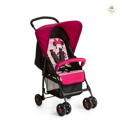迪士尼米奇米妮輕便型推車 Sport -  * The Buggy Sport by Disney is super light and easy to manoeuvre and thus the perfect companion for your shopping trip.