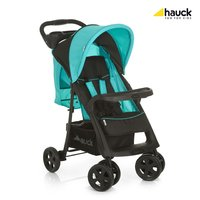 Hauck 運動型推車 Shopper Neo II -  * This pushchair is the perfect companion for any shopping trip or journey on which you and your little one discover the world around. With only one hand you can easily release the lock and fold the Neo II into a compact size – a real treat for when you are traveling by car, bus or train or when climbing stairs.