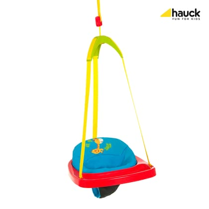 Hauck Jump 彈跳鞦韆 -  * With the comfortable bouncer Jump Deluxe you are promoting the natural urge to move of your child.
