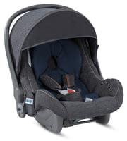 Inglesina 嬰兒提籃 Huggy -  * The ergonomically shaped Infant Car Seat Carrier Huggy Multifix by Inglesina provides your little one with safety and optimum protection while traveling by car.