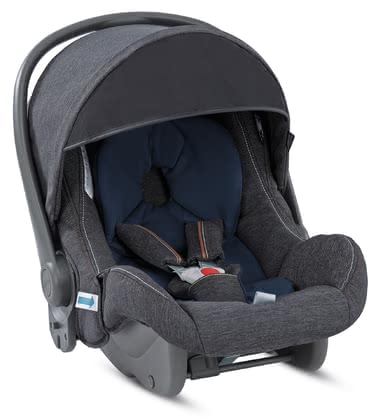 Inglesina英吉利娜 嬰兒提籃Huggy Multifix -  * The ergonomically shaped Infant Car Seat Carrier Huggy Multifix by Inglesina provides your little one with safety and optimum protection while traveling by car.