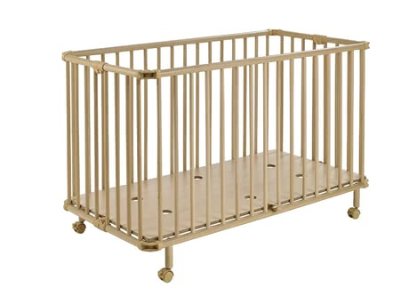 Geuther可折疊式兒童移動床Mayla -  * With the children's folding Cot Mayla by Geuther, there is always a cosy place to sleep for your little one.