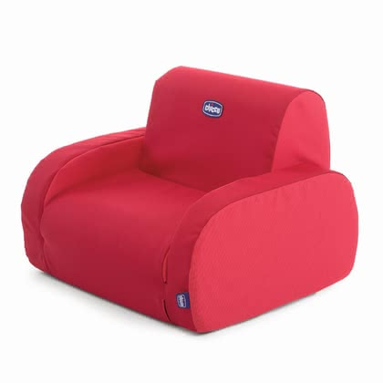 Chicco 寶寶沙發 Twist - * Chicco baby chair Twist is a quick-change artist for sitting and relaxing.