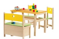 "Geuther 兒童家具套裝Pepino -  * With Geuther's play furniture set ""Pepino"" you can create the most wonderful playing opportunities for your child."