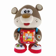 Chicco 講故事小熊 - * Chicco story bear – The bear will surprise you with more than 80 sentences, songs and melodies.