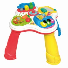 Chicco Hobbies Table - * udying is supposed tob e fun – this table will arouse your child's desire to play in different kinds.
