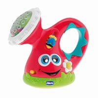 Chicco 澆花器造型多媒體趣味玩具 - * Chicco Anne the watering can – for small fans of gardening.