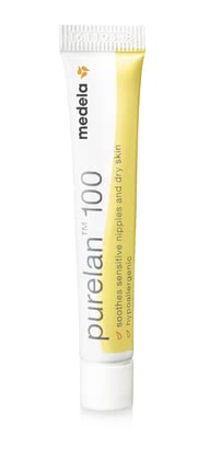 Medela 乳頭霜 PureLan 100 - * Medela Pure Lan 100 breast nipple cream – This cream will protect and relax sensitive and dry breast nipples.