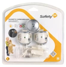 Safety 1st 磁鐵鎖 - * Safety 1st magnet lock – Make your flat childproof.