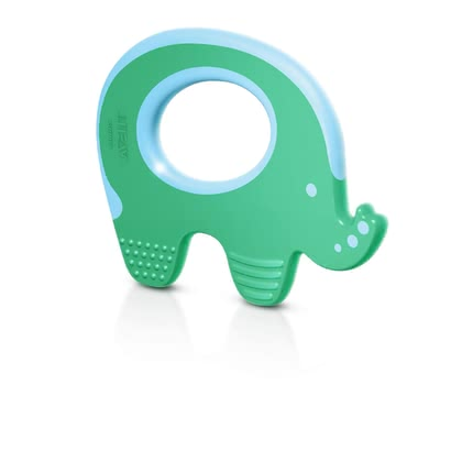 AVENT 磨牙膠環 - * AVENT teether ring – The teether ring cools and reduces your child from pain while teething.