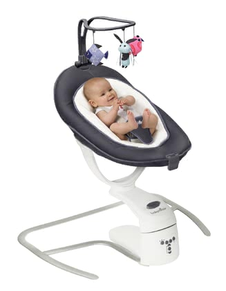 Babymoov Swoon Motion 嬰兒鞦韆 - * Babymoov Swoon Motion bouncer – This article is the perfect combination of pacification and entertainment.