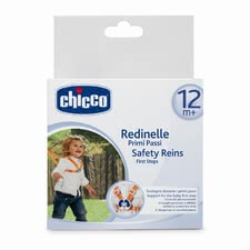 "Chicco 安全学步带""First Steps"" - * Chicco waist belt ""First Steps"" – Support your child at his/her first attempts to walk with the waist belt by Chicco."