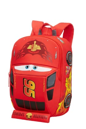 Samsonite 汽車總動員兒童後背包 34 cm - * Samsonite rucksack Cars Classic 34 cm - The Cars Classic rucksack will conquer the world with your little one and their Disney hero Lightning McQueen.