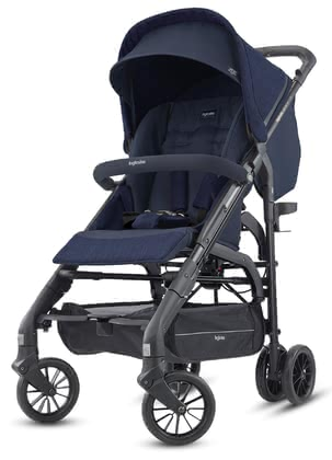 Inglesina 轻便推车 Zippy Light Midnight Blue 2020 - 大圖像