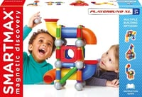SMARTMAX 磁性玩具游乐场 XL - * SMARTMAX Playground XL – Let your child's fantasy decide . the construction set provides the basis.