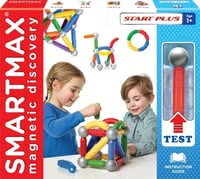 SMARTMAX 磁性玩具初级套组 - * SMARTMAX Start Plus - Magnetic construction fun for little builders aged 1 year.