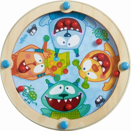 "Haba Skill Game ""Mini Monsters"" 2017 - 大圖像"