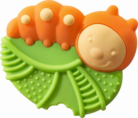 Haba 摇铃玩具 - * Haba grasping toy – The cute and calming grasping toys by Haba are available in three different forms.