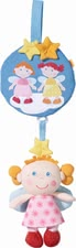Haba 玩具钟,守护天使造型 - * Haba musical box guardian angel – This little music box will put your little one sound to sleep.