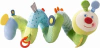 "Haba 移动螺旋玩具""春季小虫"" - * Haba Activity Spiral ""Spring worm"" – This article has loads of exciting elements to discover and is perfect for infant carriers and baby beds."