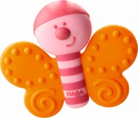 "Haba 摇铃玩具""蝴蝶"" - * Haba clutching toy ""Butterfly"" – This cute toy by Haba is perfect for your little one."