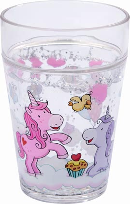 Haba獨角獸閃光杯幸運閃光 - * Drinks are even better with this cup by Haba.