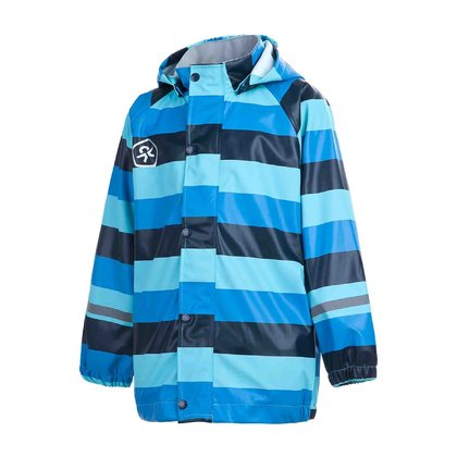 Color Kids 防雨外套 BATLEY -  * Stylish and colourful – The rain jacket BATLEY by Color Kids satisfies your child and lifts his mood even on rainy and misty days.