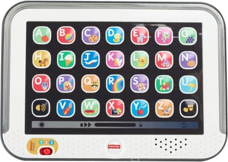 Fisher-Price 益智平板 - * The first own tablet adjusts to your child's stage of development.