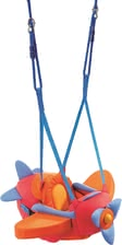 "Haba飛機造型鞦韆 - * The littlest ones will love to ""fly"" aroung the nursery with this swing by Haba."