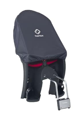 Hamax 雨罩 - * Hamax rain cover – This rain cover is suitable for all Hamax bicycle seats and offers protection at any weather.