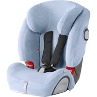 Britax Römer 兒童安全座椅 Evolva 1-2-3 SL SICT 夏季椅套 -  * The Britax Römer summer cover can be pulled over the regular cover of your child's car seat and prevents your little one from breaking a sweat.