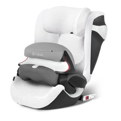 CYBEX 兒童安全座椅Juno M-Fix 夏季椅套 - * The Cybex Summer Cover is the perfect companion on hot summer days. It is suitable for the car seat Juno M-Fix and prevents your little one from breaking a sweat.