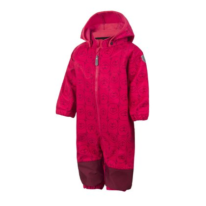 Color Kids Softshell overall Rajo Sparling Cosmo - 大圖像