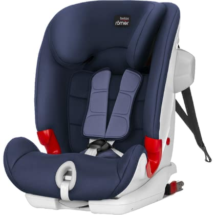 Britax Römer 兒童安全座椅 Advansafix III SICT Moonlight Blue 2019 - 大圖像