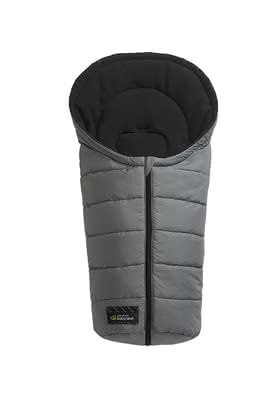 Odenwälder 小號腳袋 Carlo -  * Odenwälder's footmuff Carlo stands out as one of the most practical all-round footmuffs and supplies your child with maximum protection on cold days. Carlo is suitable for all regular infant car seat carriers as well as for hard and soft carrycots.