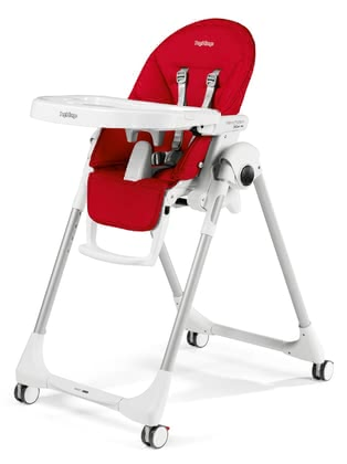 Peg-Perego 餐椅 Prima Pappa Zero3 -  * The Peg-Perego Prima Pappa Zero3 convinces with its easy handling, smart design and long service life. The high chair is suitable form birth up to three years of age. It grows with your child from a recliner chair to a high chair.