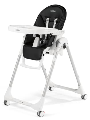 Peg-Perego 餐椅 Prima Pappa Follow Me -  * The Peg-Perego Prima Pappa Follow Me convinces with its easy handling, smart design and long service life. The high chair is suitable form birth up to three years of age. It grows with your child from a recliner chair to a high chair.