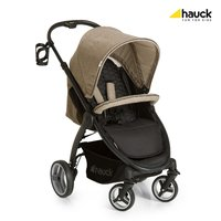 Hauck 運動型兒童推車Lift Up 4 -  Get excited by this pushchair's premium quality and elegant style as well as its innovative and smart folding technology!