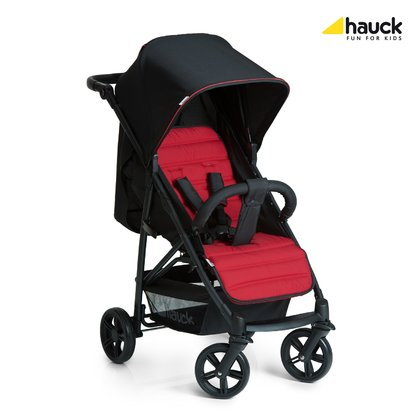 Hauck 運動型推車Rapid 4 -  * The sporty Hauck Pushchair Rapid 4 scores with its innovative and super smart folding mechanism. With this stroller you can save some of your precious time, since it can be folded quickly with only a few clicks.