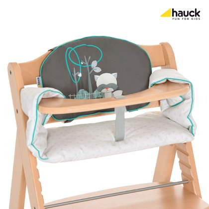Hauck Alpha+ Plus餐椅座墊 -  * The Hauck High Chair Seat Pad Comfort is the perfect addition to your Hauck High Chair Alpha+.