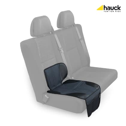 "Hauck 安全座椅底墊  Sit On Me Easy -  * The Hauck Seat Protector ""Sit On Me Easy"" is the ideal companion that protects your car's seats from being stained or getting pressure marks."
