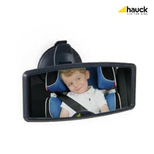 "Hauck 座椅後照鏡 Watch me 2 -  * With the Hauck Baby Windscreen Mirror ""Watch Me 2"" you can always have an eye on your child traveling in a forward facing mode."