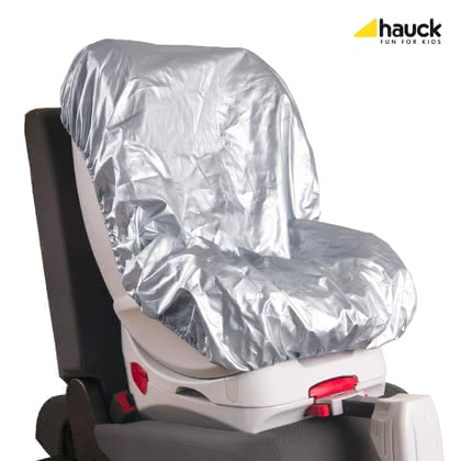 "Hauck 安全座椅防曬罩 Cool Me -  * The Hauck Car Seat Protector ""Cool Me"" protects the plastic parts and cover of your child's car seat from direct sunlight and thus prevents the seat from heating up."