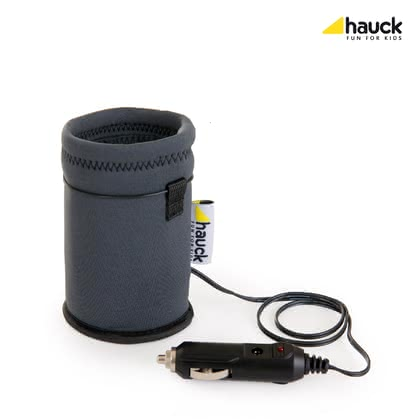 Hauck 加熱器 Feed Me -  * In order to warm your child's food evenly in a short time in your car, you definitely need to take along the Hauck Baby Bottle Warmer Feed Me.