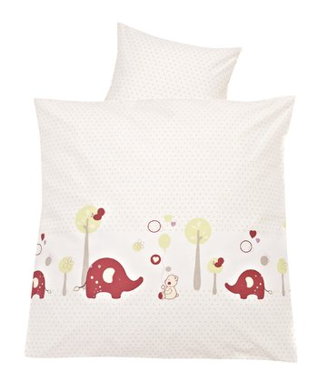 Alvi® 被套組 –  動物園款 -  * Sleeping in this beautiful bedding by Alvi will make your child happy and pleased.