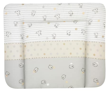 "Alvi 尿布台墊 Molly -  * The Alvi changing mat ""Molly"" is particularly soft and cosy and provides the perfect place for your little one to feel comfortable and safe."