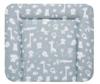 "Alvi 換尿布專用墊Kuschel -  * Alvi's changing mat ""Kuschel"" is wonderfully soft and cuddly and thus stands out as the perfect place for changing your baby's nappies on."
