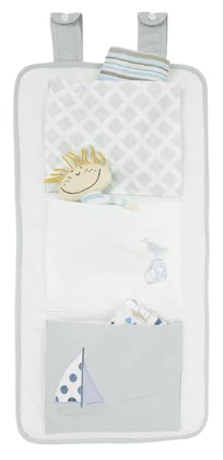 Alvi收納掛包 -  * Do you need additional storage space in the nursery or in the bathroom? Then the super convenient organiser by Alvi is just the right choice.