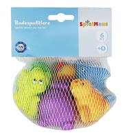 Spielmaus 兒童沐浴小動物玩具 -  * These cute animals such as duck, sea lion, hippo and many more are a great alternative to the regular rubber duck.